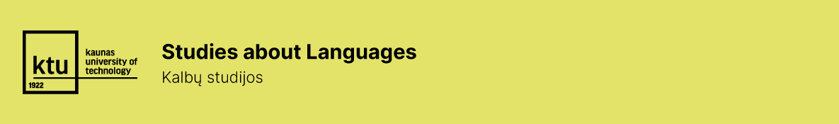 Studies about Languages